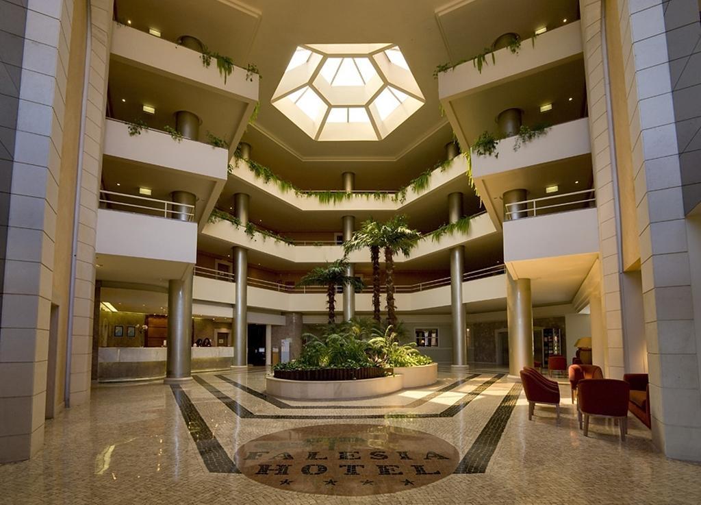 interior do hotel