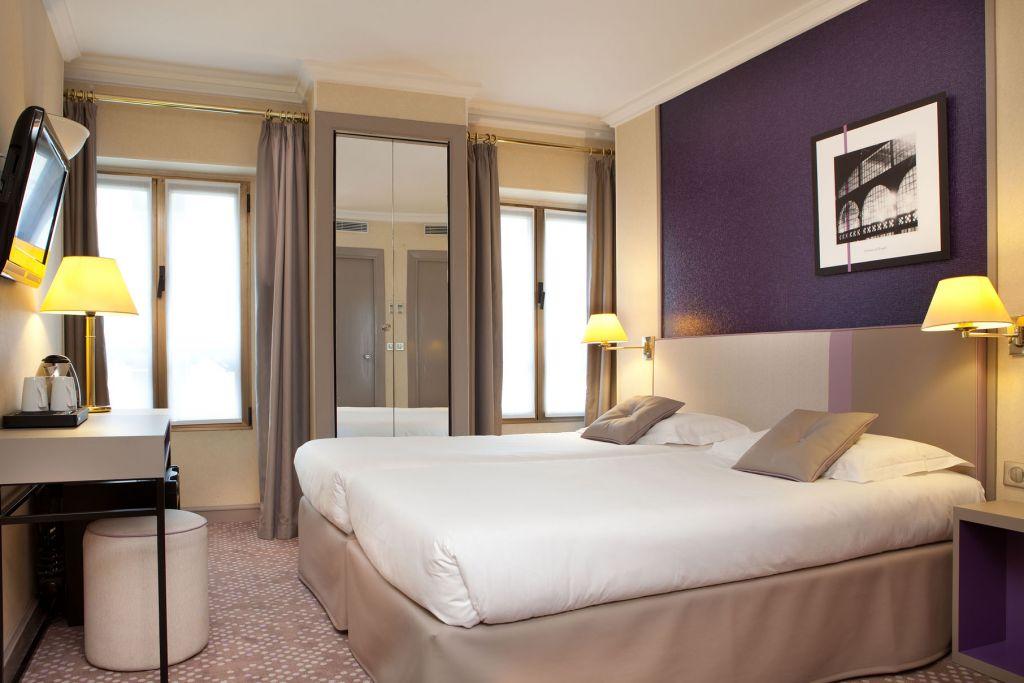twin room violette